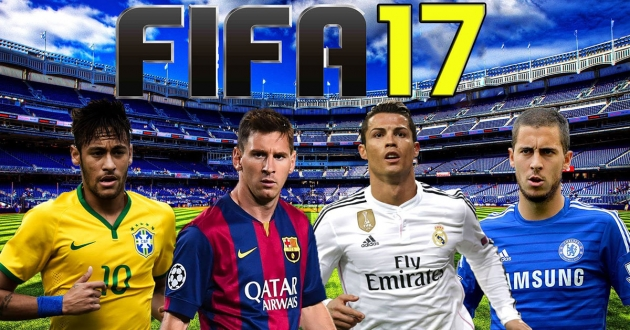 Spelrecension av Fifa 17