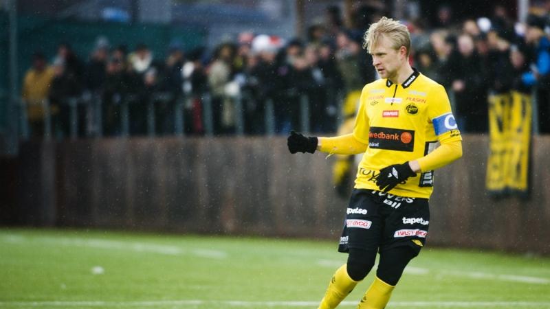 """Han blir ny lagkapten i Elfsborg  """"Värmer i hjärtat""""  4abdab58bd0f4"""